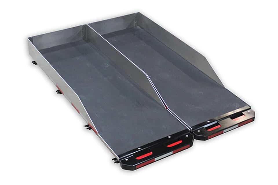 Dual slide - Spacekap accessory